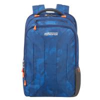"American Tourister Urban Groove UG Backpack 2 15.6"" Camo Blue"