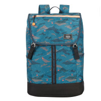 "American Tourister Urban Groove UG Lifestyle Backpack 3 15.6"" Camo Cartoon"