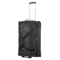 American Tourister Road Quest Duffle Wheels 67 Black/ Grey