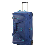 American Tourister Road Quest Duffle Wheels 79 Deep Water Blue