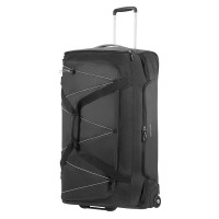 American Tourister Road Quest Duffle Wheels 79 Black/ Grey