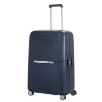 Samsonite Magnum Spinner 75 Dark Blue