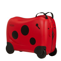 Samsonite Dream Rider Suitcase Ladybird L