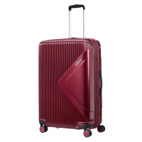 American Tourister Modern Dream Spinner 78 EXP Wine Red