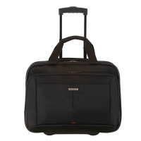 "Samsonite GuardIT 2.0 Rolling Tote 17.3"" Black"