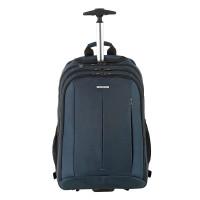 """Samsonite GuardIT 2.0 Laptop Backpack Wheels 15.6"""" Blue"""