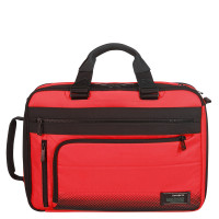 "Samsonite Cityvibe 2.0 3 Way Business Case 15.6"" Expandable Lava Red"