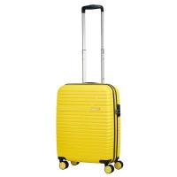 American Tourister Aero Racer Spinner 55 Lemon Yellow