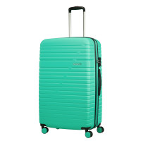 American Tourister Aero Racer Spinner 79 Expandable Mint