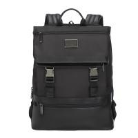 "Samsonite Waymore Laptop Backpack 15.6"" Flap Slim Black"
