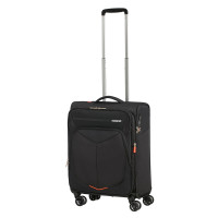 American Tourister Summerfunk Spinner 55 Exp Black