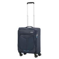 American Tourister Summerfunk Spinner 55 Exp Navy
