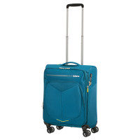 American Tourister Summerfunk Spinner 55 Exp Teal