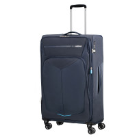 American Tourister Summerfunk Spinner 79 Exp Navy
