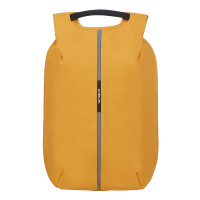 "Samsonite Securipak Laptop Backpack 15.6"" Sunset Yellow"