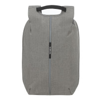 "Samsonite Securipak Laptop Backpack 15.6"" Cool Grey"