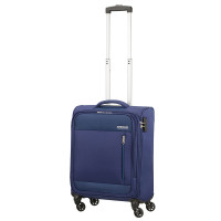 American Tourister Heat Wave Spinner 55 Combat Navy