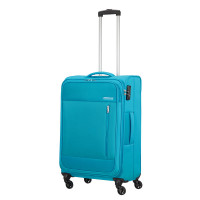 American Tourister Heat Wave Spinner 68 Sporty Blue