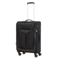 American Tourister Summerfunk Spinner 67 Expandable Black / Carbon