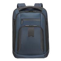 "Samsonite Cityscape Evo Laptop Backpack 17.3"" Expandable Blue"