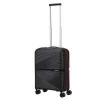 American Tourister Airconic Spinner 55 Black / Paradise Pink