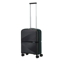 American Tourister Airconic Spinner 55 Black / Sporty Blue