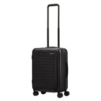 Samsonite StackD Spinner 55 Exp. Easy Access Black