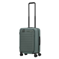 Samsonite StackD Spinner 55 Exp. Easy Access Forest