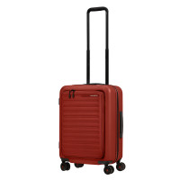 Samsonite StackD Spinner 55 Exp. Easy Access Red