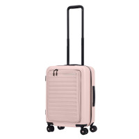 Samsonite StackD Spinner 55 Exp. Easy Access Rose