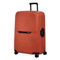 Samsonite Magnum Eco Spinner 81 Maple Orange