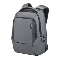 "Samsonite Cityscape Tech Laptop Backpack 14"" Expandable Steel Grey"