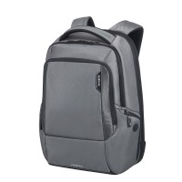 "Samsonite Cityscape Tech Laptop Backpack 15.6"" Expandable Steel Grey"