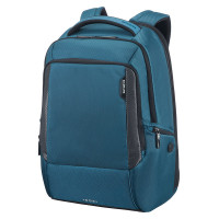 "Samsonite Cityscape Tech Laptop Backpack 17.3"" Expandable Space Blue"