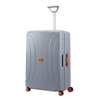 American Tourister Lock 'N' Roll Spinner 75 Volt Grey