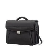 Samsonite Desklite Briefcase 3 Vaks 15.6'' Black
