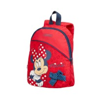 American Tourister Disney New Wonder Pre-School Backpack S Minnie Bow