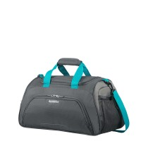 American Tourister Road Quest Sportsbag Grey/ Turquoise