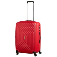 American Tourister Air Force 1 Spinner 66 Exp Flame Red