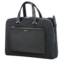 "Samsonite Zalia Bailhandle 15.6"" Black"