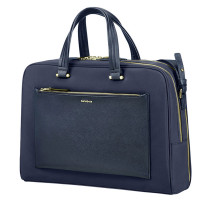 "Samsonite Zalia Bailhandle 15.6"" Dark Blue"