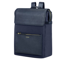"Samsonite Zalia Rectangular Backpack 14.1"" Dark Blue"