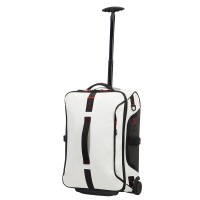 Samsonite Paradiver Light Duffle Wheels 55 Strict Cabin White