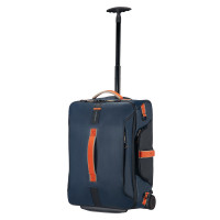 Samsonite Paradiver Light Duffle Wheels 55 Backpack Blue Nights
