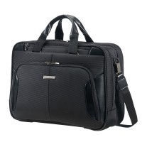 "Samsonite XBR Bailhandle 3 Compartiments 15.6"" Expandable Black"
