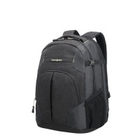 Samsonite Rewind Laptop Backpack L Expandable Black