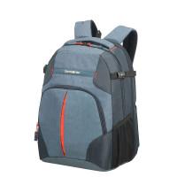 Samsonite Rewind Laptop Backpack L Expandable Storm Blue
