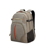 Samsonite Rewind Laptop Backpack L Expandable Taupe