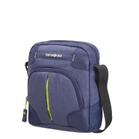 Samsonite Rewind Cross-Over Schoudertas Dark Blue
