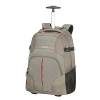 Samsonite Rewind Laptop Backpack Wheels 55 Taupe